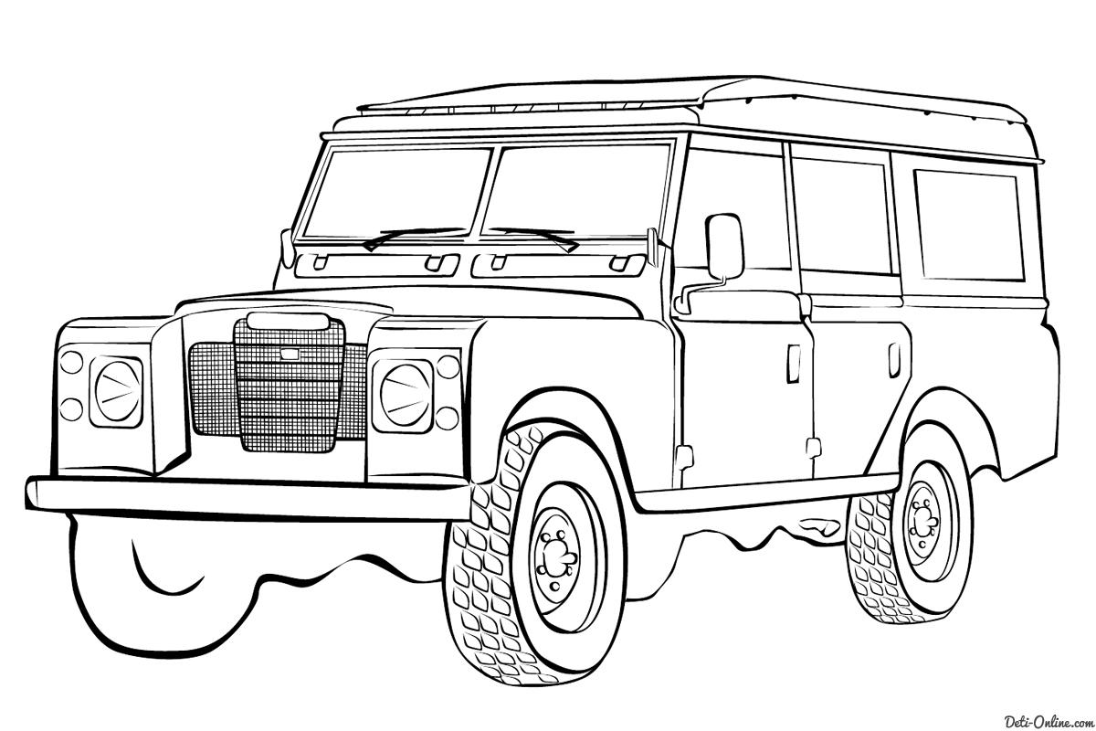 Sélection de dessins de coloriage 4x4 à imprimer sur ...