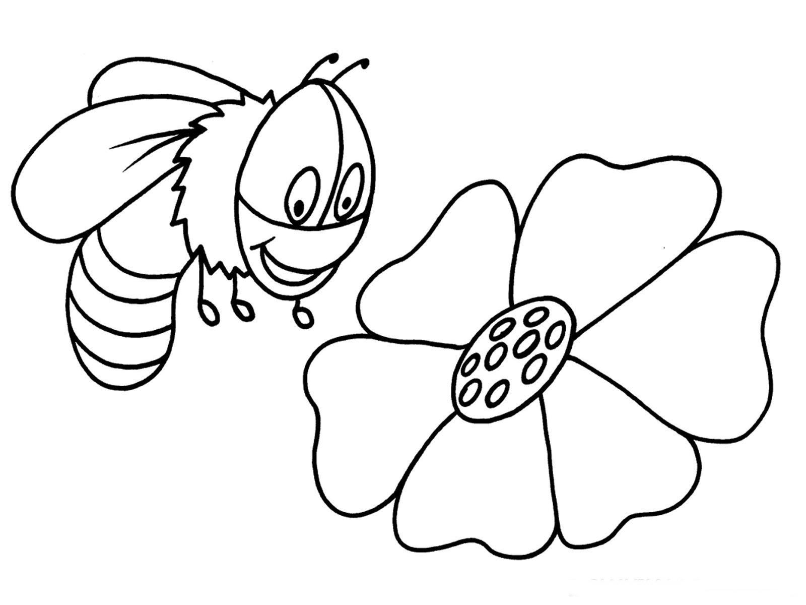 abeilles dessins à colorier realistic realistic dessins à colorier