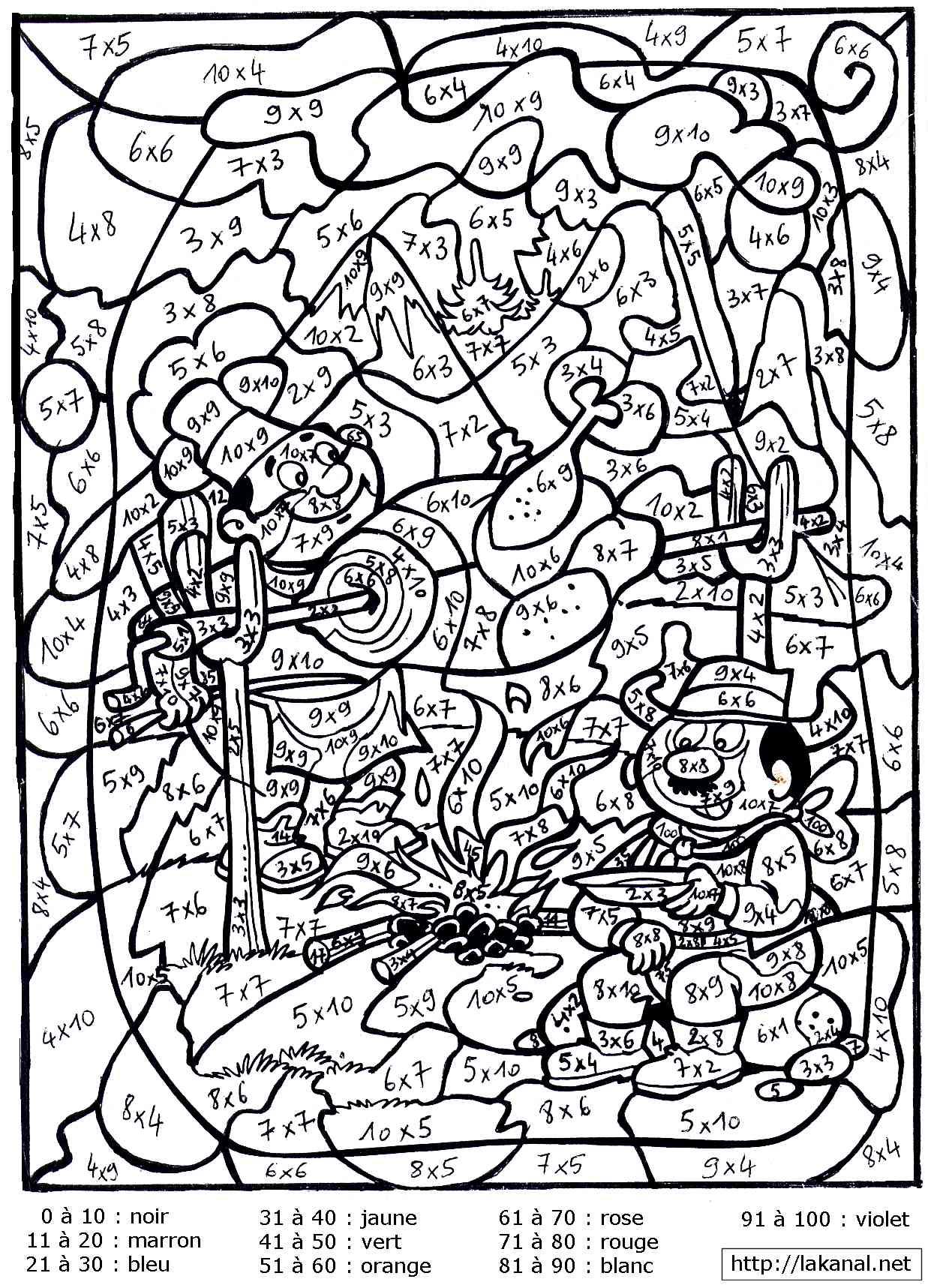 53 dessins de coloriage addition imprimer sur laguerche - Image coloriage ...