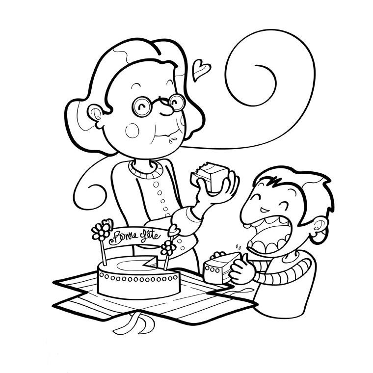 dessin 10131 coloriage gratuit de anniversaire a imprimer