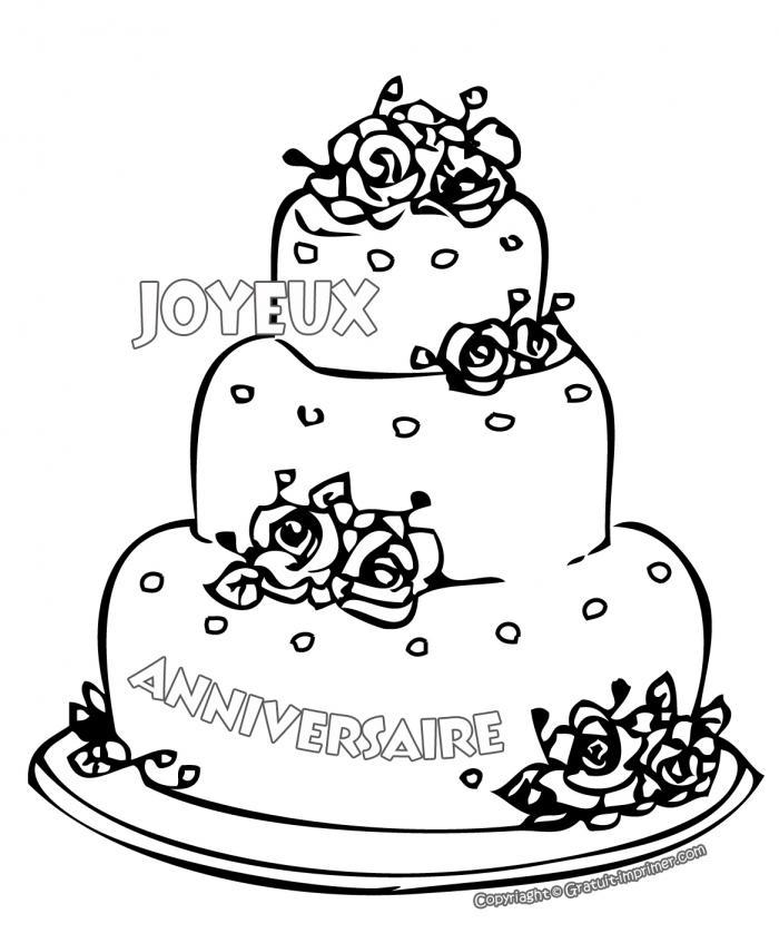 dessin 10106 dessin de anniversaire gratuit imprimer et colorier