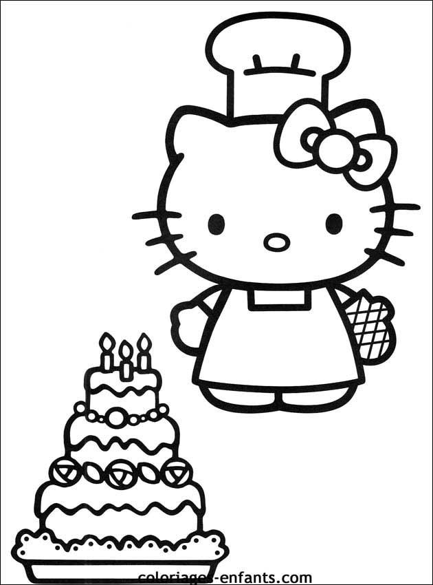 dessin 10137 image de anniversaire a dessiner