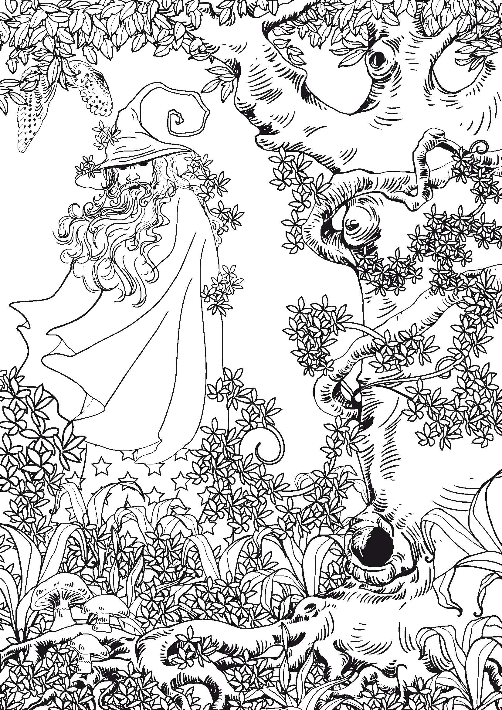 71 dessins de coloriage anti stress imprimer sur - Dessins anti stress ...