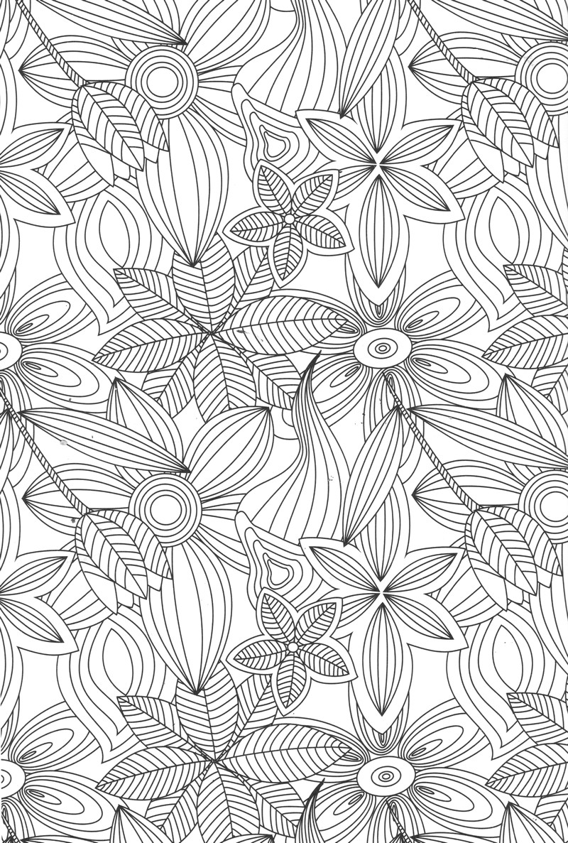 coloriage anti stress gratuit en ligne