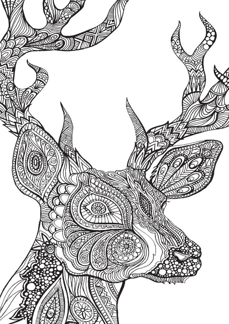 71 dessins de coloriage anti stress imprimer sur page 8 - Dessin anti stresse ...