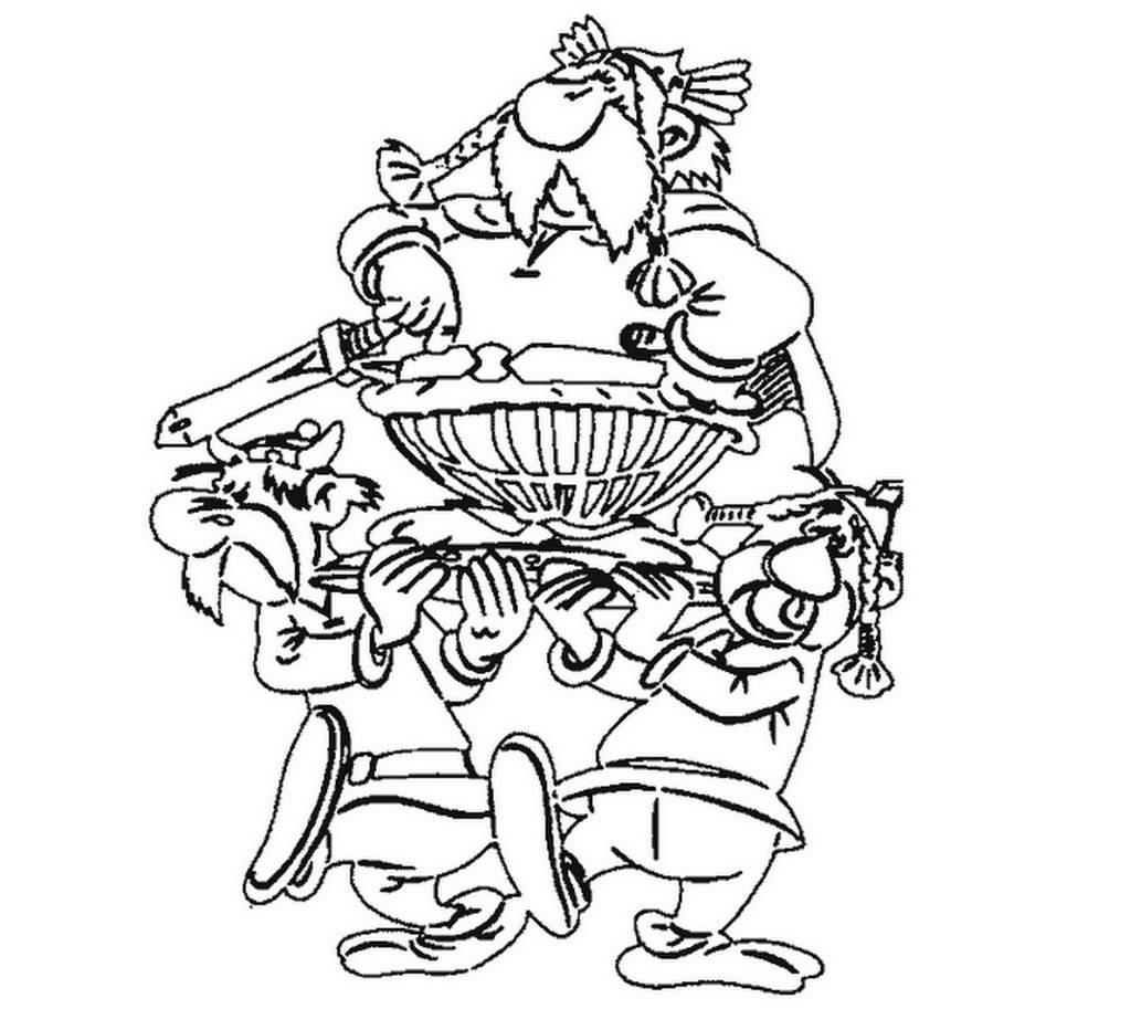 Astérix parc attraction obelix soldat billet pass