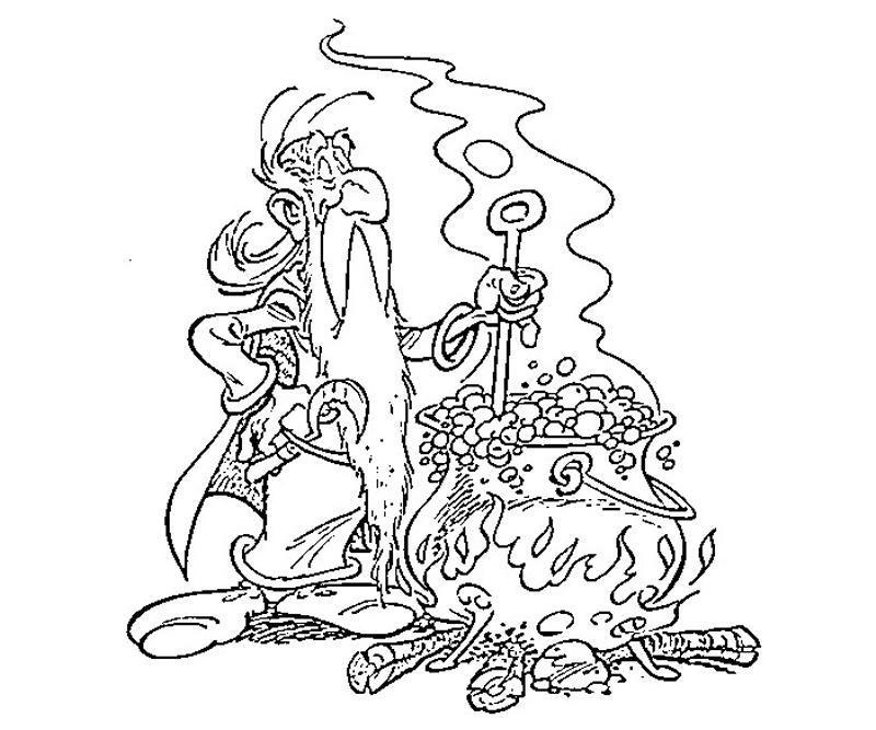 Asterix et Obelix Yumiko Fujiwara