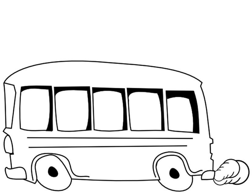 S lection de dessins de coloriage autobus imprimer sur page 4 - Dessiner un bus ...
