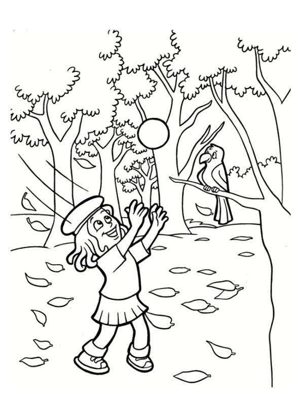 59 dessins de coloriage automne imprimer sur page 3 - Dessin d arbre en automne ...