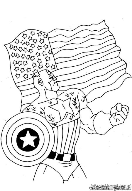 america avengers dessins à colorier pour enfants disney dessins à colorier