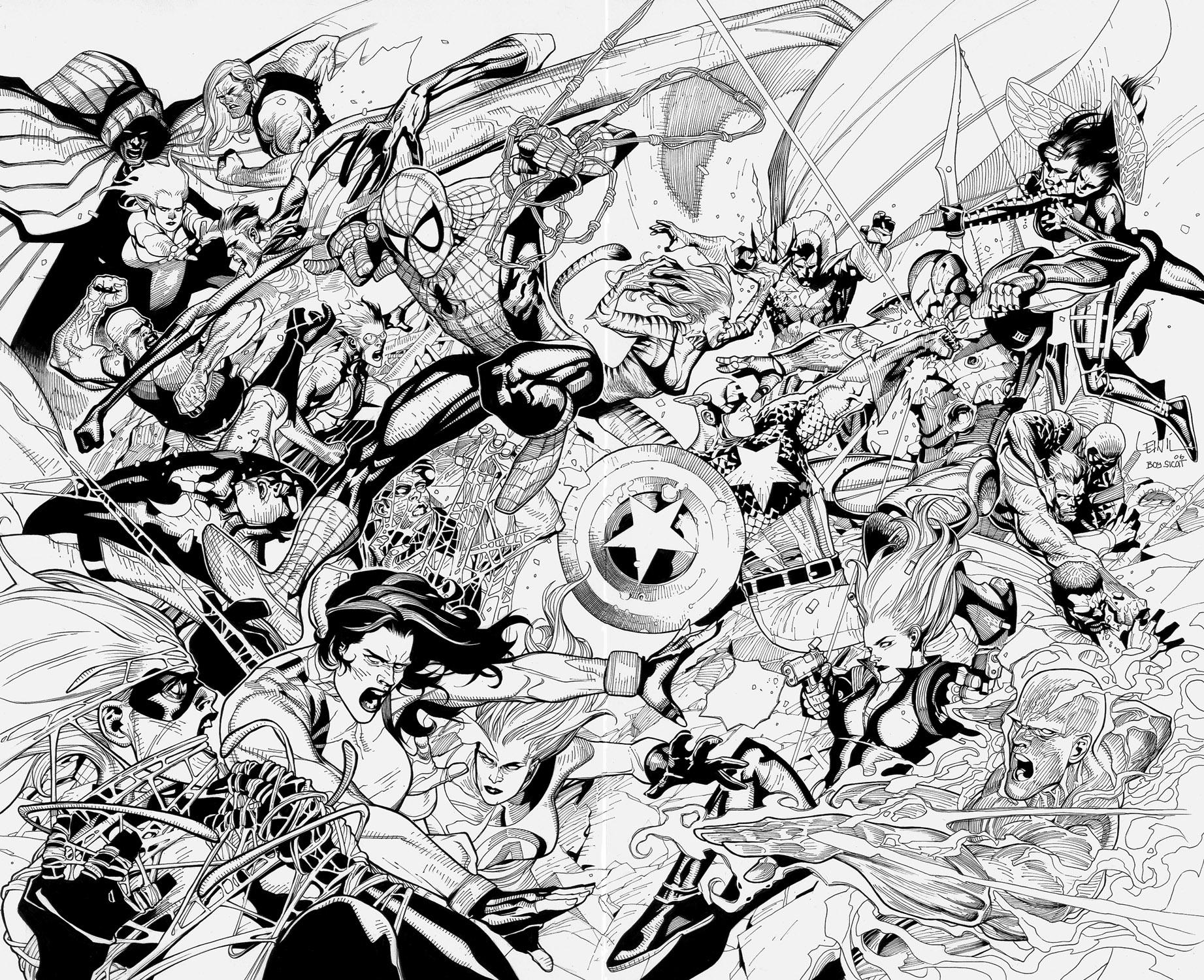 avengers dessins colorier avengers dessins colorier gratuit enfants coloriage - Marvel Coloriage