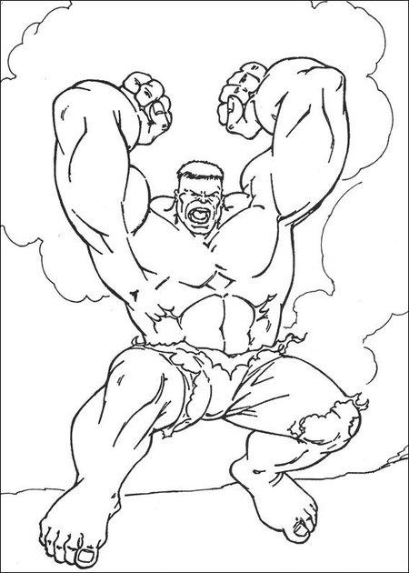 hulk avengers dessins à colorier disney dessins à colorier