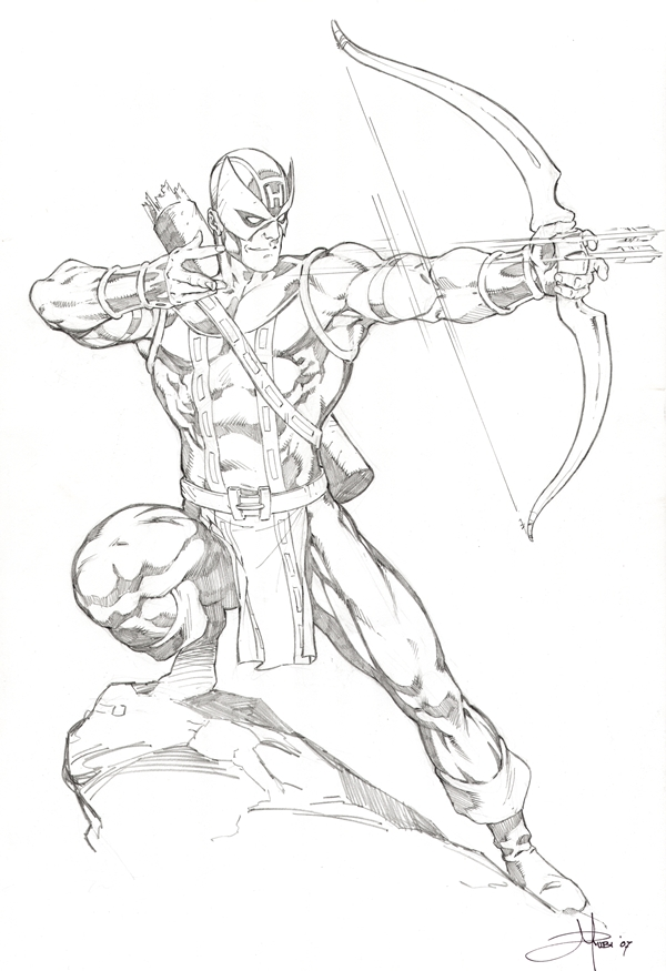 hawkeye dessins à colorier see best of photos of the marvel universe