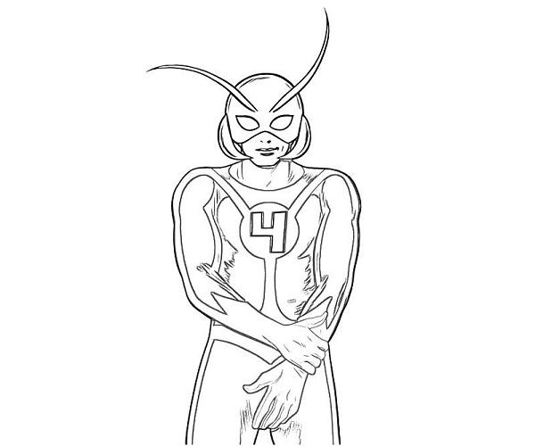 avengers ant man dessins à colorier new dessins à colorier