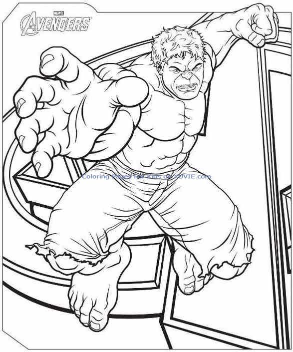 you want a imprimer the avengers hulk en ligne dessins colorier image now