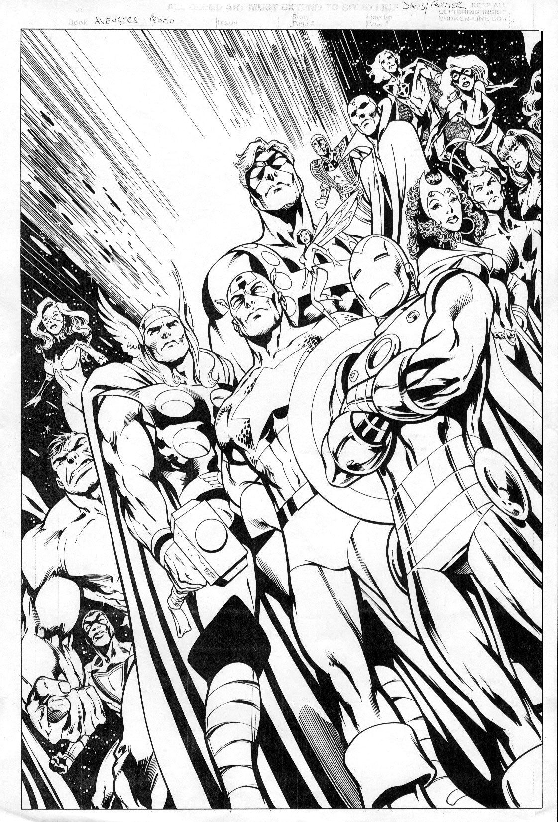 a imprimer coloriage comics avengers click on the printer icon at