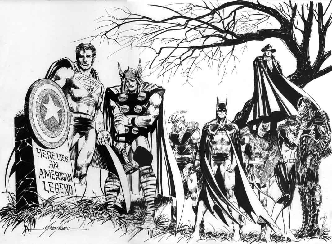 160 dessins de coloriage avengers imprimer sur page 15 - Comics dessin ...