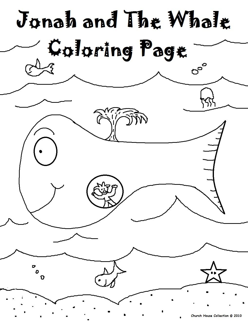 Coloriage de baleine a colorier