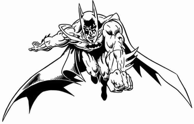 310 dessins de coloriage batman imprimer sur page 30 - Dessins de batman ...