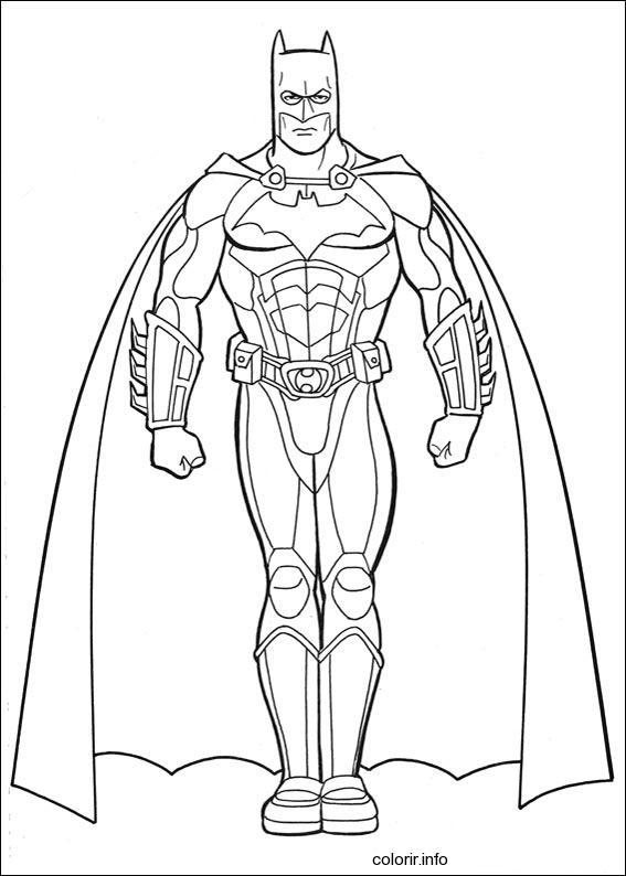 para colorir batman batman pinte este desenho de a série de batman