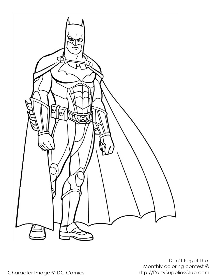 lego-batman coloriage pages dessin gratuit à colorier site