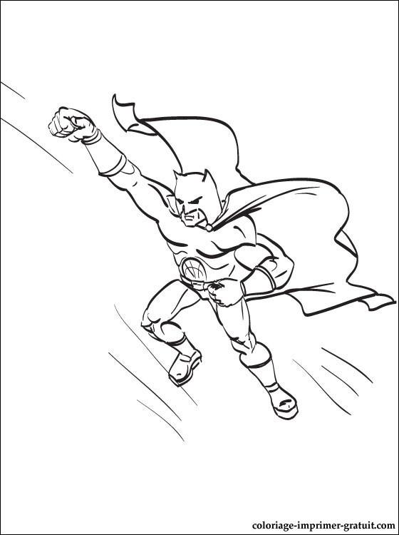 dessin à imprimer batman coloriage à imprimer gratuit