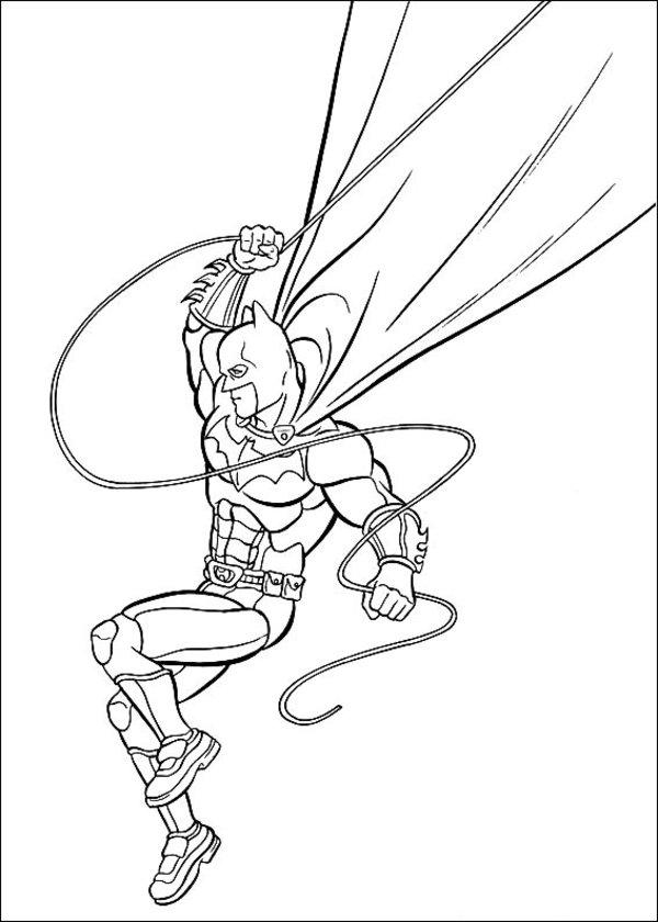 batman dessins à colorier gratuit pour enfants à imprimer dessins à colorier