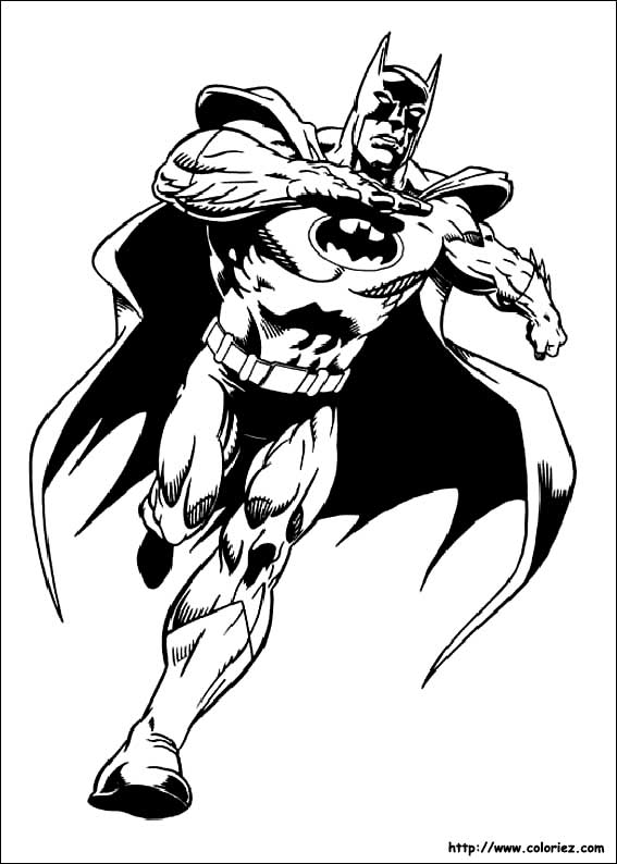 pin coloriage batman spiderman superman a imprimer gratuit image on