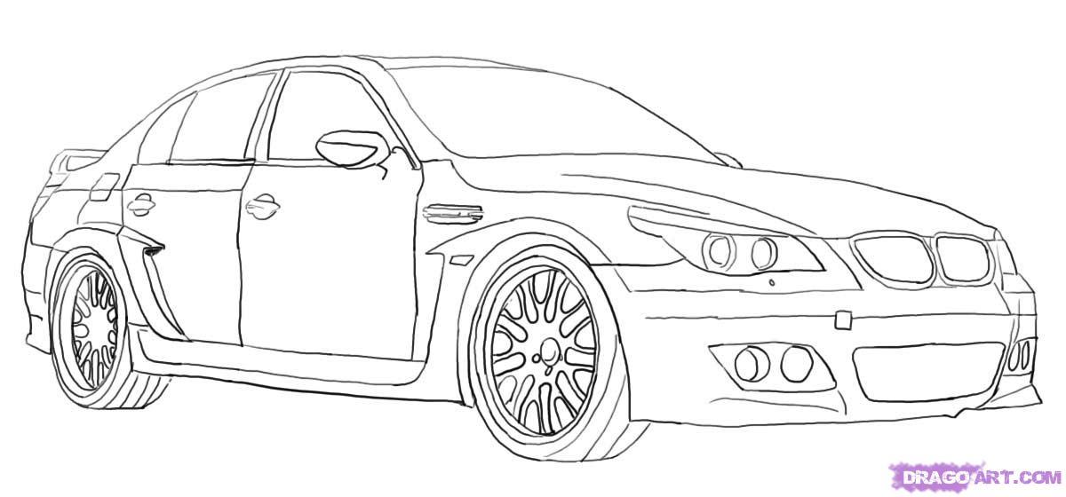 33 dessins de coloriage bmw imprimer sur for Disegni staccati di 2 box auto