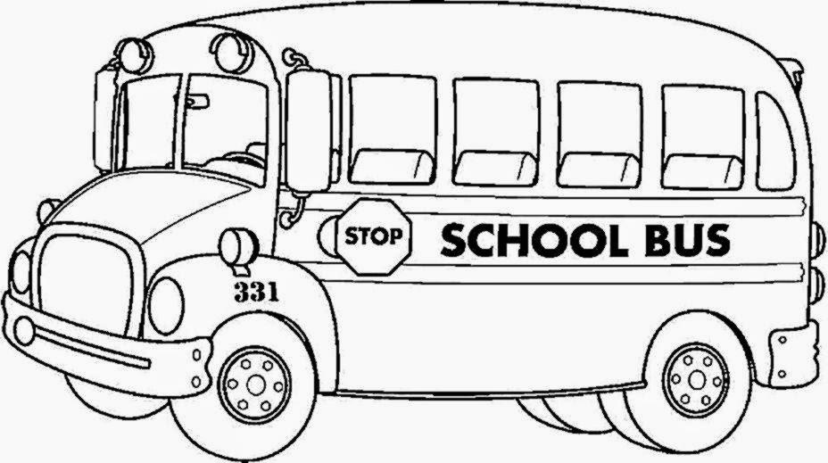 28 dessins de coloriage bus enfant imprimer sur - Autobus scolaire dessin ...