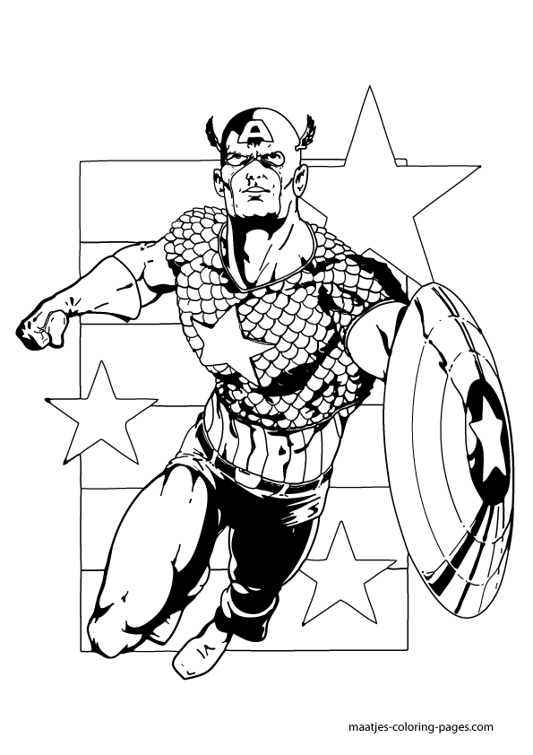 captain america coloriage pages 0 resolution : x