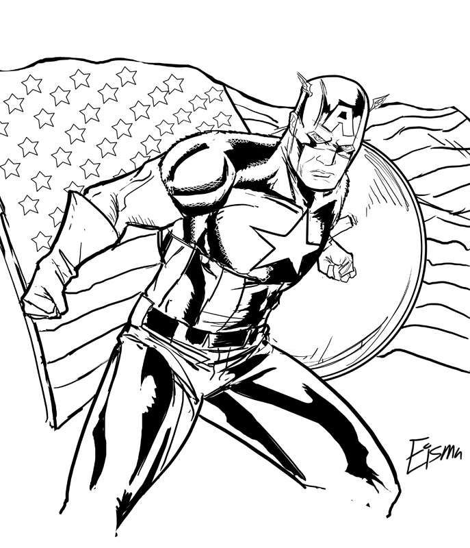 captain america dessins à colorier captain america dessins à colorier en ligne