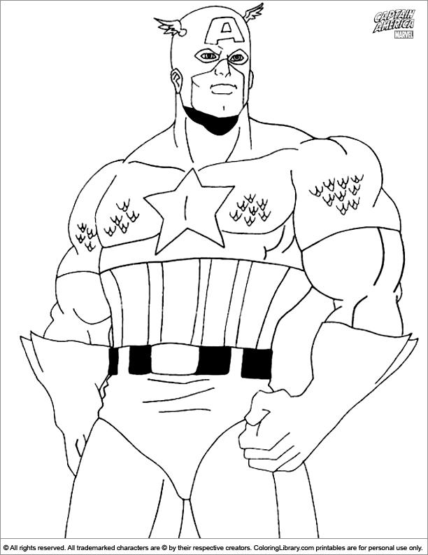 captain america dessins à colorier captain america coloriage