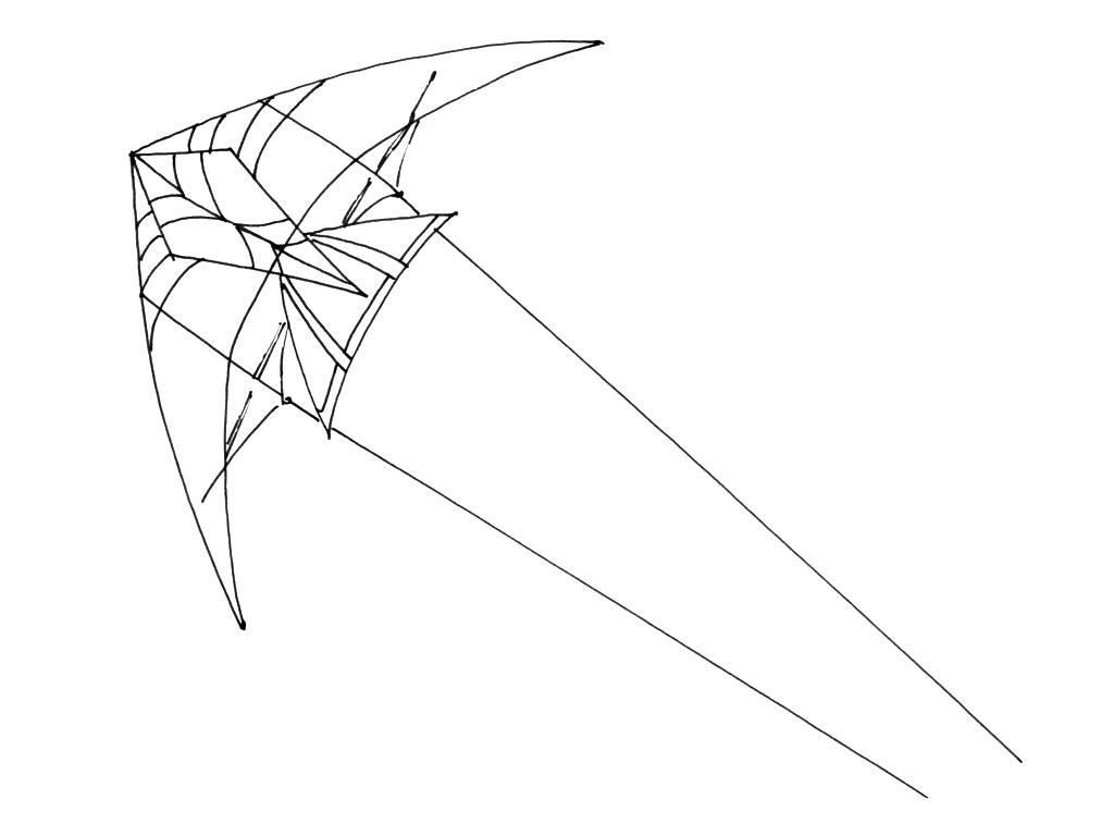 34 dessins de coloriage cerf volant imprimer sur - Coloriage cerf volant ...