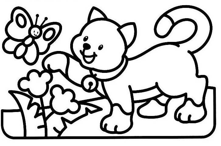 260 dessins de coloriage chat imprimer sur - Chat a colorier ...