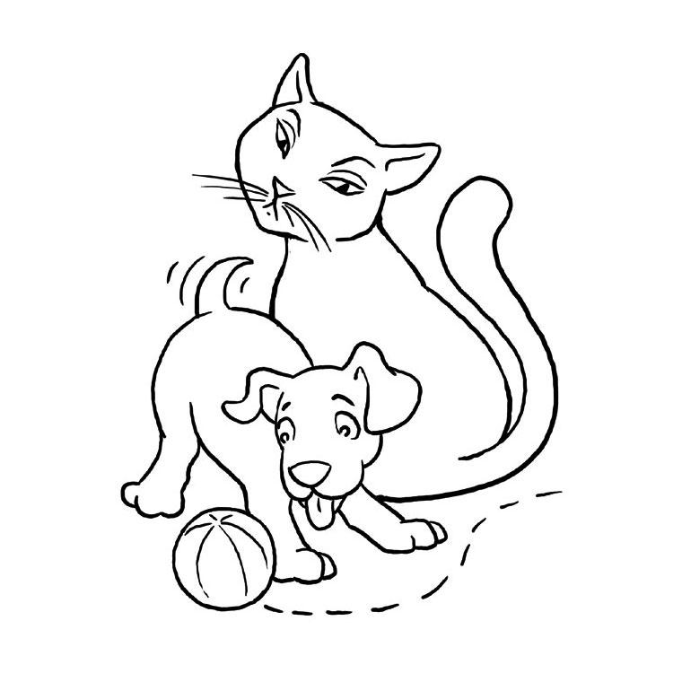Top 260 dessins de coloriage chat à imprimer sur LaGuerche.com - Page 19 TR03