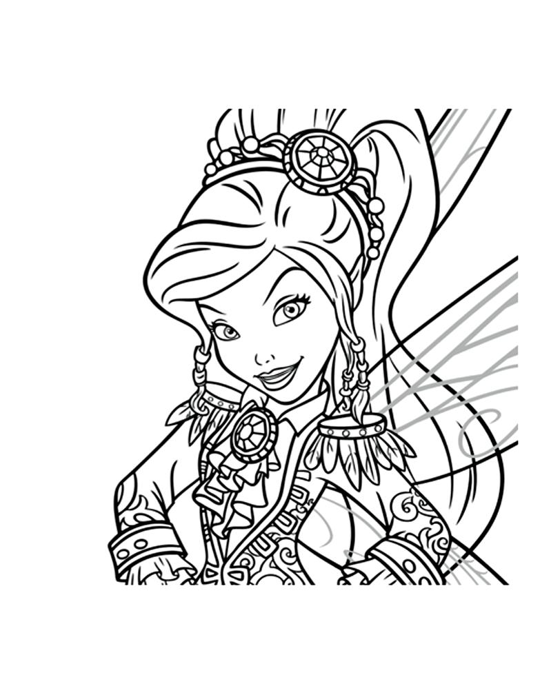 90 dessins de coloriage clochette imprimer sur laguerche - Clochette coloriage ...