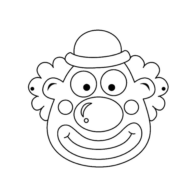 S lection de dessins de coloriage clowns imprimer sur page 4 - Coloriages clown ...