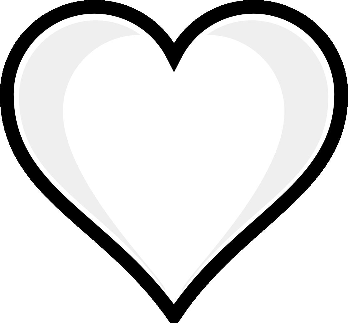 111 dessins de coloriage coeur imprimer sur laguerche - Coeur en dessin ...
