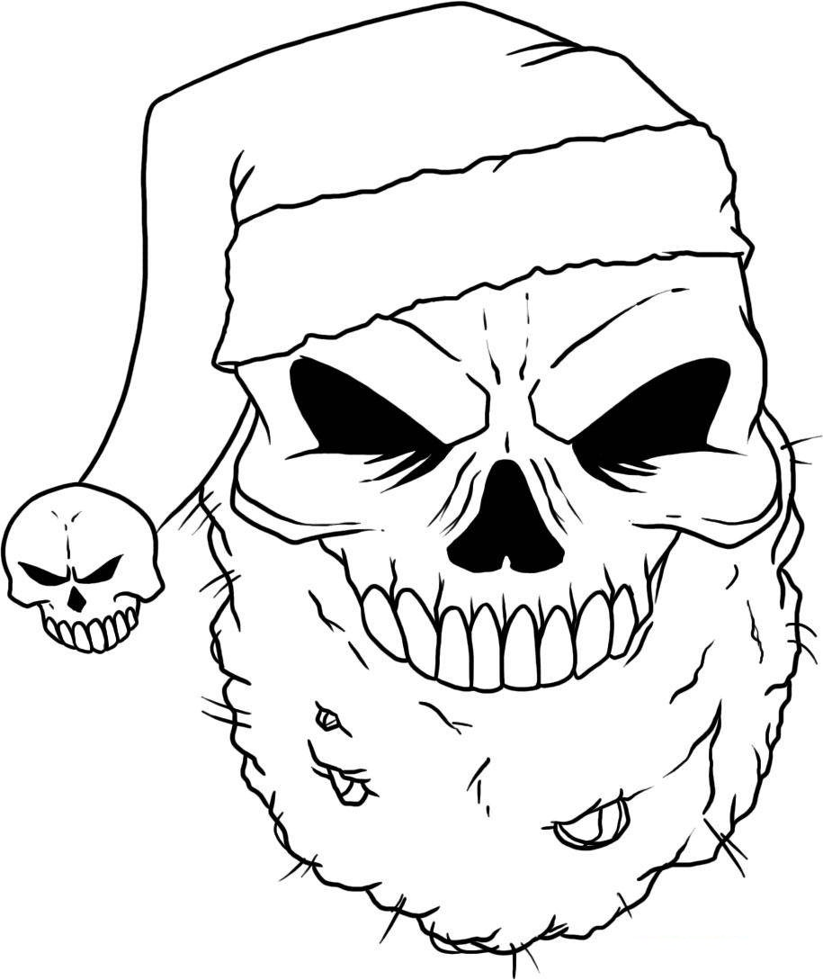 funny masks coloring pages - photo#16