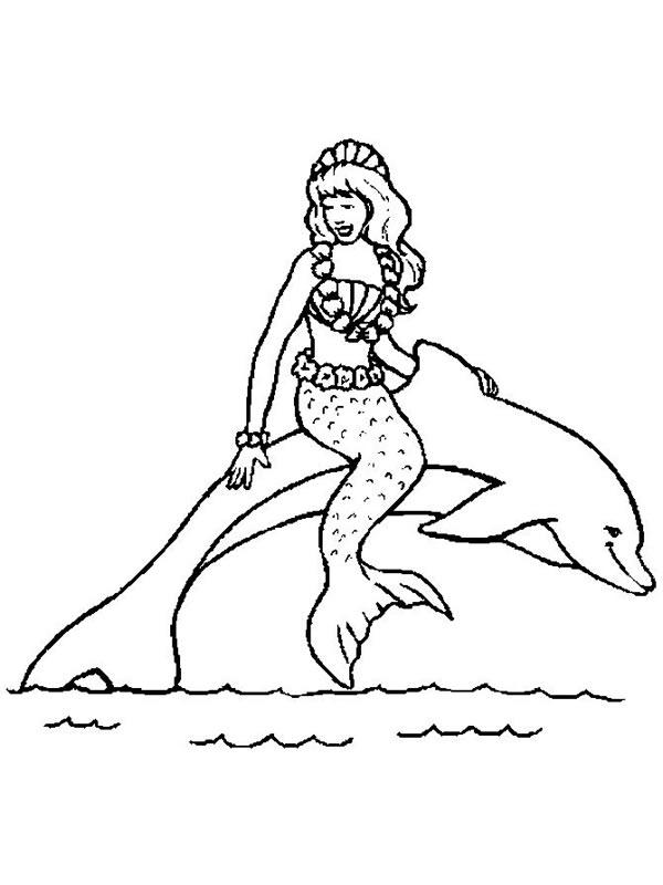 146 dessins de coloriage dauphin à imprimer sur LaGuerche.com - Page 1