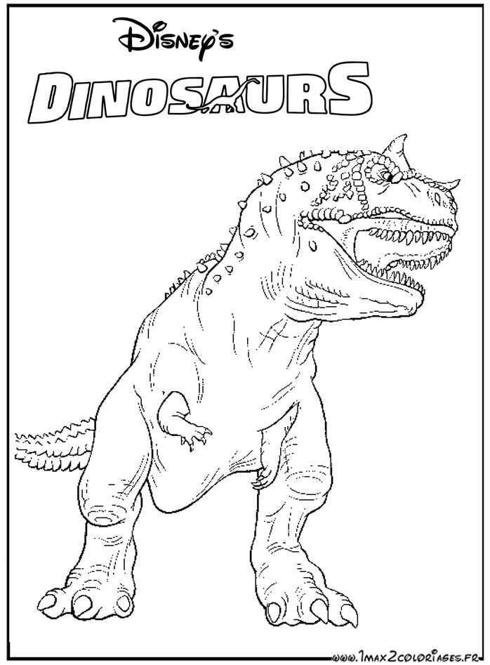 204 dessins de coloriage dinosaure imprimer sur page 13 - Coloriage de dinosaure a imprimer gratuit ...