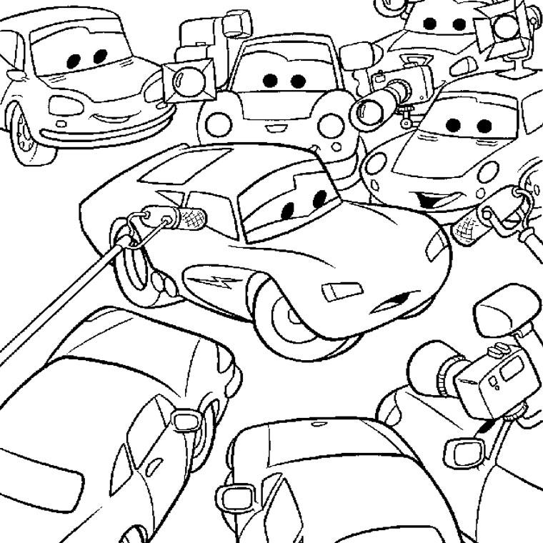 Sélection de dessins de coloriage disney à imprimer sur LaGuerche.com - Page 5