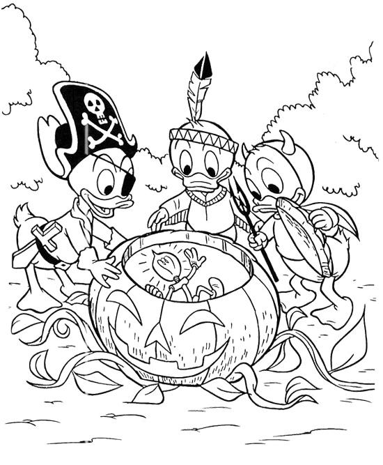Coloriage donald duck gratuit - dessin a imprimer #193