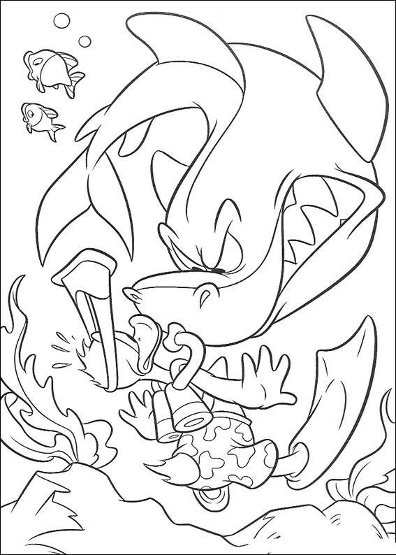 Coloriage donald duck gratuit - dessin a imprimer #219