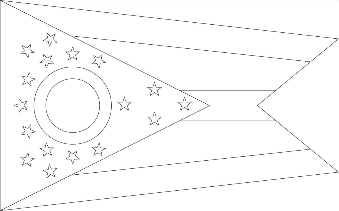 100 dessins de coloriage drapeau imprimer sur laguerche - Coloriage drapeau ...