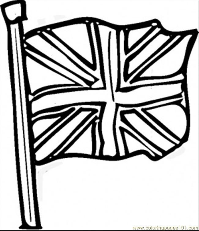 Drapeau united kingdom colorier fn75 jornalagora - Dessiner le drapeau anglais ...