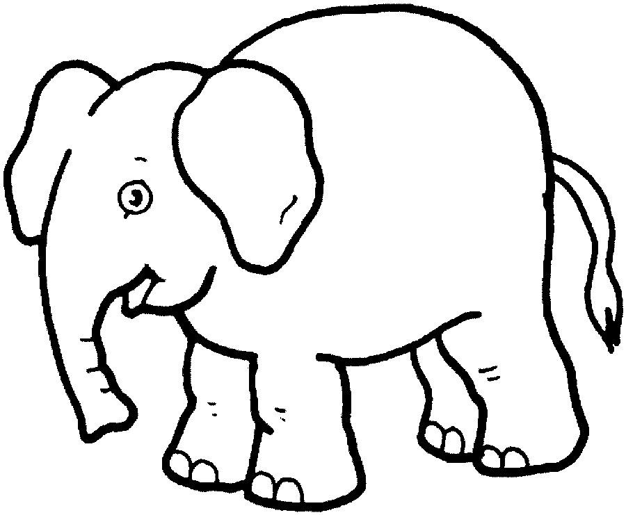 Dessin D Un Éléphant sélection de coloriage éléphant à imprimer sur laguerche - page 1