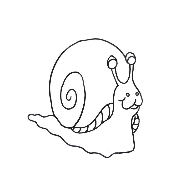 51 dessins de coloriage escargot à imprimer sur LaGuerche ...