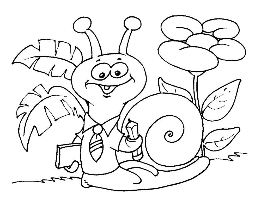 51 dessins de coloriage escargot imprimer sur laguerche. Black Bedroom Furniture Sets. Home Design Ideas